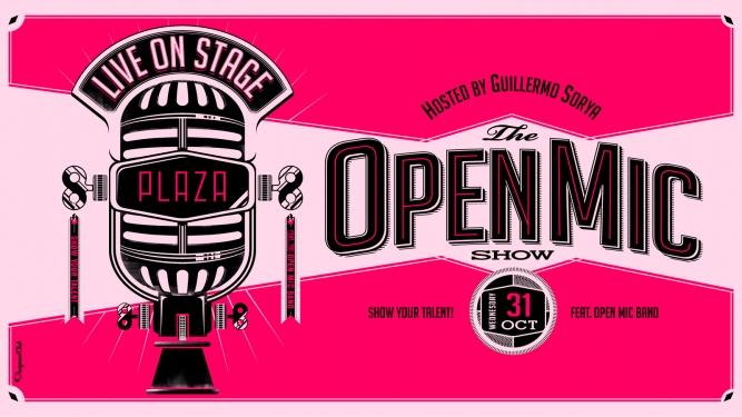 The Open Mic Show Plaza Zürich Biglietti