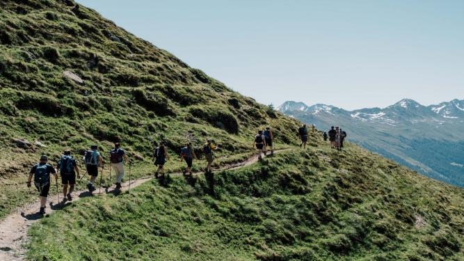 24h Wanderevent Davos Sportplatz Davos Tickets