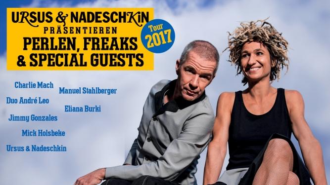 Ursus & Nadeschkin KKL Luzern, Luzerner Saal Luzern Tickets
