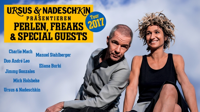 Ursus & Nadeschkin KKThun, Schadausaal Thun Tickets