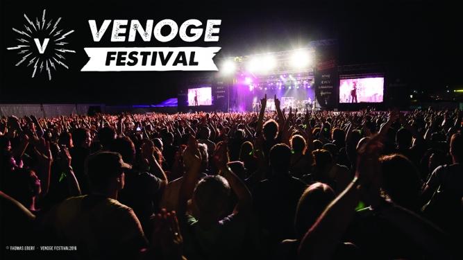 Abonnement festival du 16-20 août Venoge Festival Penthalaz Billets