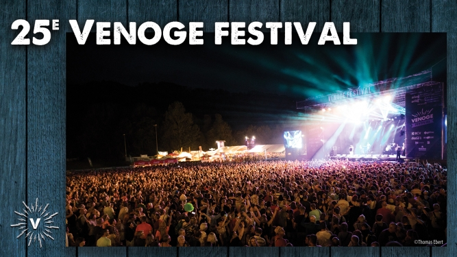 Venoge Festival 2019 Venoge Festival Penthalaz Biglietti