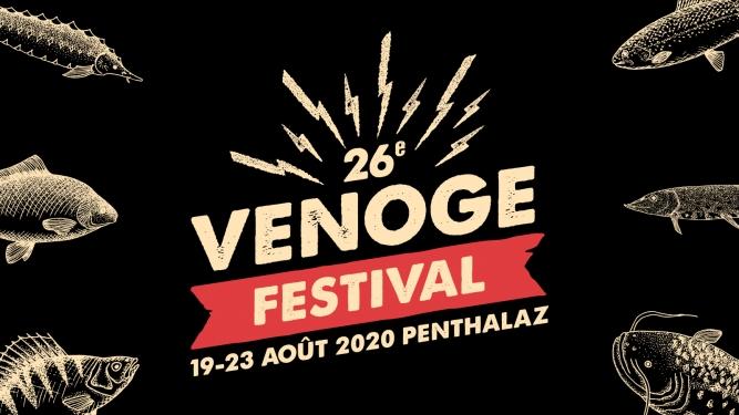 Venoge Festival 2020 Venoge Festival Penthalaz Billets