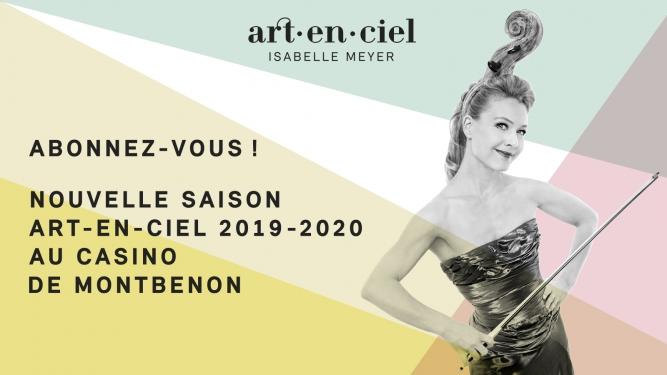 Saison 2019 - 2020  Abonnement Enfant 2 Dates Casino de Montbenon Lausanne Billets