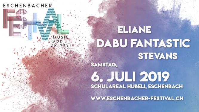 Eschenbacher Festival Schulareal Hübeli Eschenbach Tickets