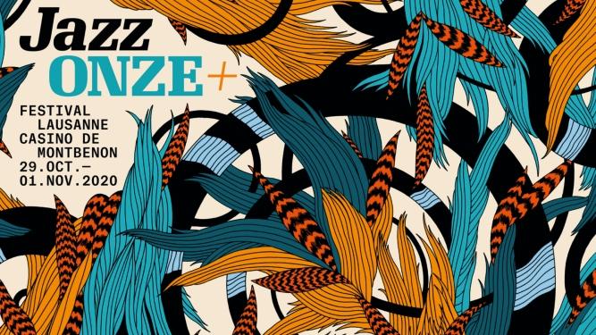 Abonnement JazzOnze+ 2020 divers lieux Lausanne Biglietti