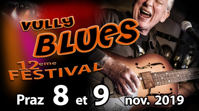 12ème Vully Blues Festival Caveaux du village de Praz 1788 Praz (Vully FR) Tickets