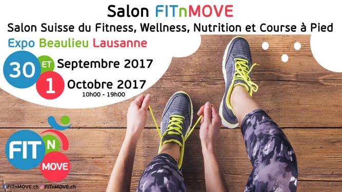 Salon FITnMOVE Expo Beaulieu Lausanne Lausanne Tickets