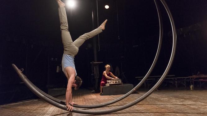 Zirkus Fahraway Chössi Theater Lichtensteig Tickets