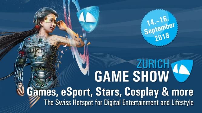 Zurich Game Show 2018 Messe Zürich Zürich Tickets