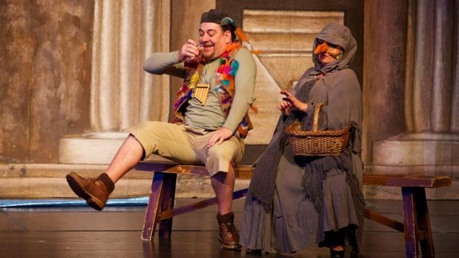Die Zauberflöte für jung & alt Musical Theater Basel Tickets