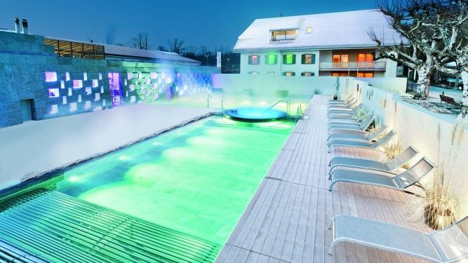Zauberwelten (ab 18 Jahren) Thermalbad Thermi spa Schinznach-Bad Biglietti