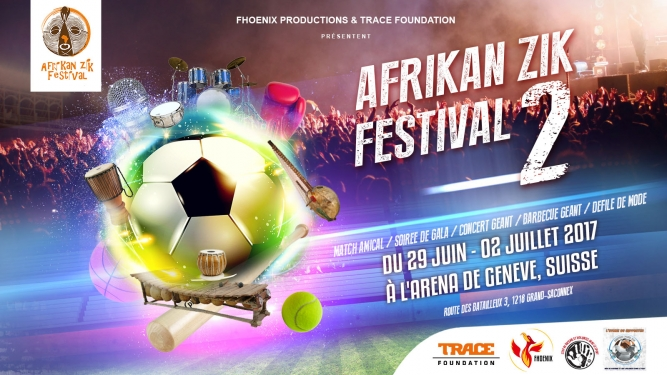 Afrikan Zik Festival Arena de Genève Grand-Saconnex/Genève Tickets