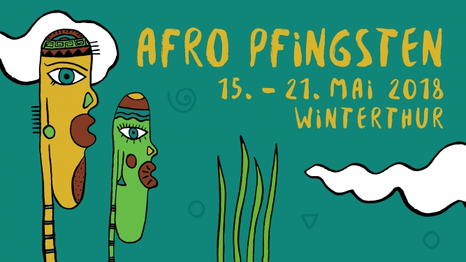 Afro-Pfingsten 2018 Grosse Reithalle Winterthur Tickets