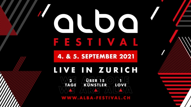 alba Festival 2021 Hardturm Areal Zürich Tickets