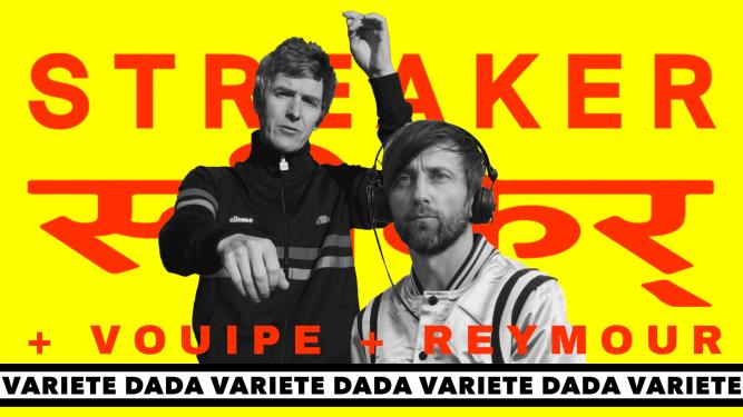 Streaker + Vouipe + Reymour (CH) Amalgame Yverdon-les-Bains Biglietti