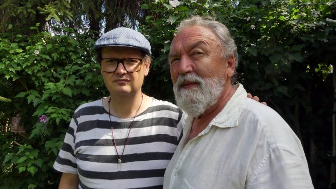 Etienne Jaumet (Zombie Zombie) et Gilbert Artman (F) Unique date Suisse Amalgame Yverdon-les-Bains Billets