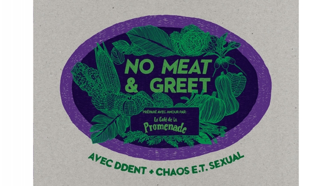 No Meat & Greet Vol1. Ddent (F) + Chaos E.T. Sexual (F) Amalgame Yverdon-les-Bains Biglietti