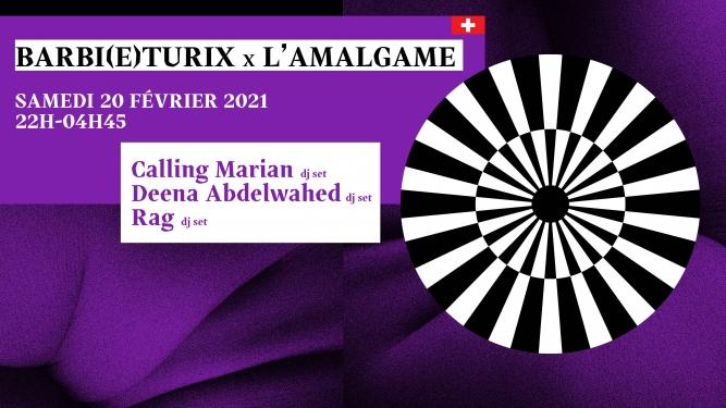 Barbie(E)Turix - x L'Amalgame Amalgame Yverdon-les-Bains Billets