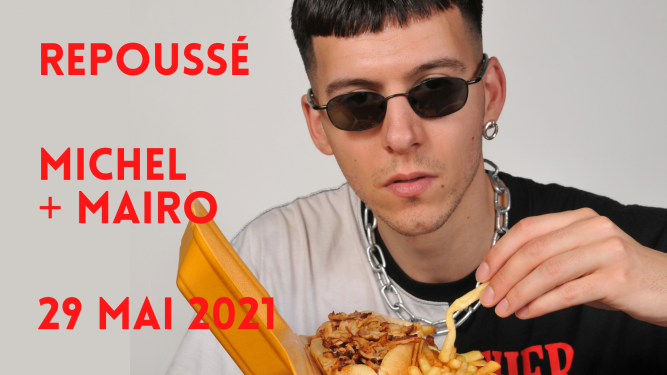 Michel (F) + Mairo (CH) Amalgame Yverdon-les-Bains Tickets
