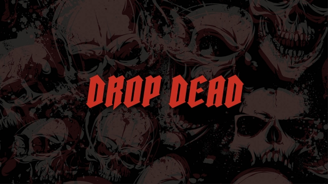 Drop Dead - Special Halloween Amalgame Yverdon-les-Bains Tickets