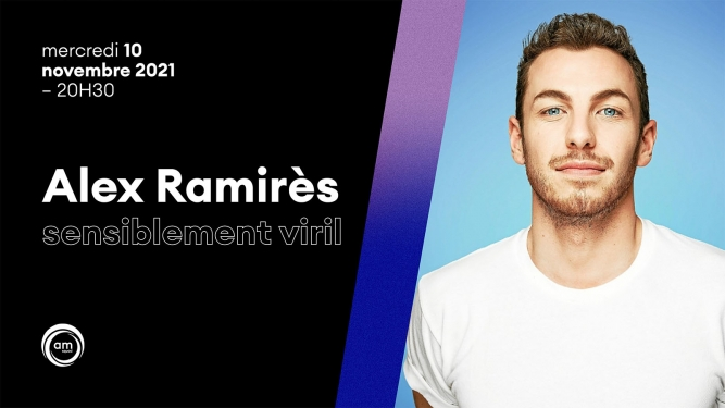 Alex Ramires Théâtre du Léman Genève Tickets