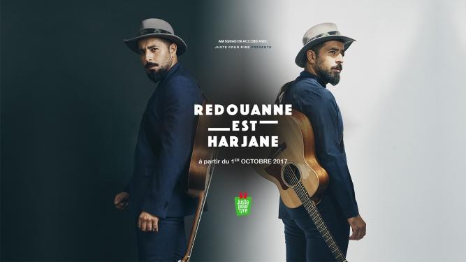 Redouanne est Harjane Théâtre de la Madeleine Genève Billets