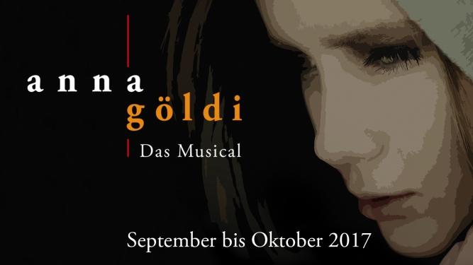 Anna Göldi - Das Musical Halle 1, SIG Areal am Rheinfall Neuhausen Tickets