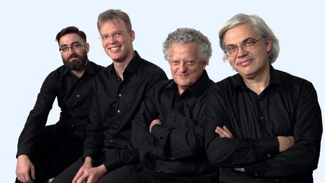 Arditti Quartet Oekolampad Basel Tickets