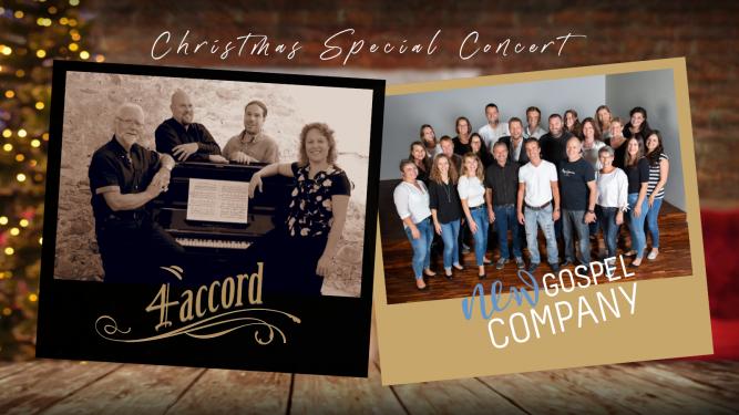 Christmas Special Concert in Spiez - Buy your tickets now!