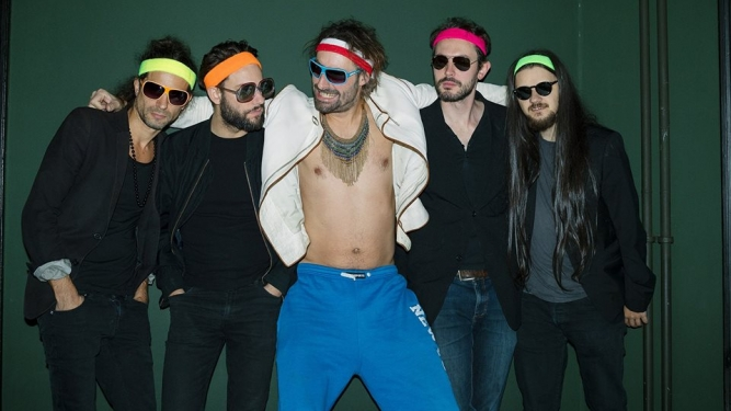 I Am Walter & The Fabulous Band Of Trash Atlantis Basel Tickets