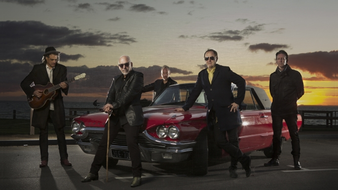 The Black Sorrows Atlantis Basel Tickets