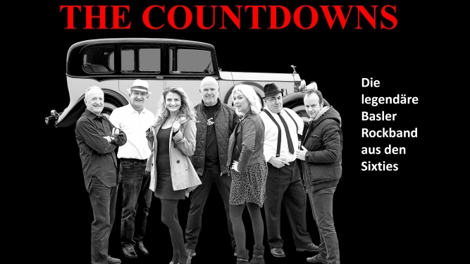 The Countdowns Atlantis Basel Biglietti