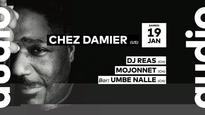 Chez Damier Audio Club Genève Tickets