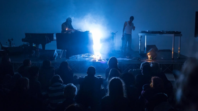 Mai Mai Mai ft. Max Usata / Oddatee / Abstral Compost Bad Bonn Düdingen Tickets