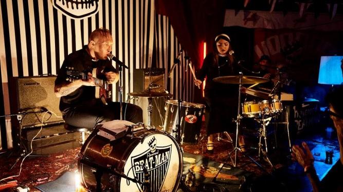 Reverend Beat-Man & Izobel Garcia Bad Bonn Düdingen Tickets