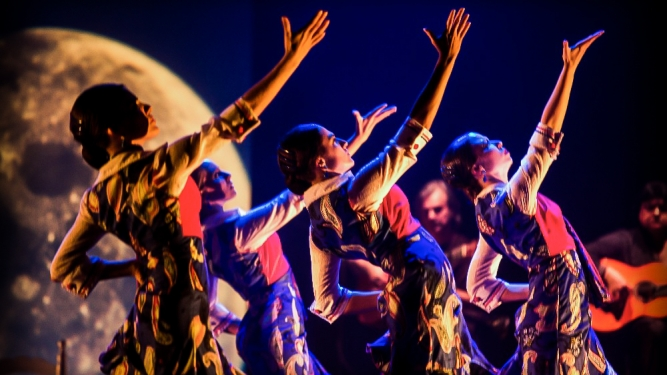 Ballet Flamenco Espanol Théâtre du Léman Genève Billets