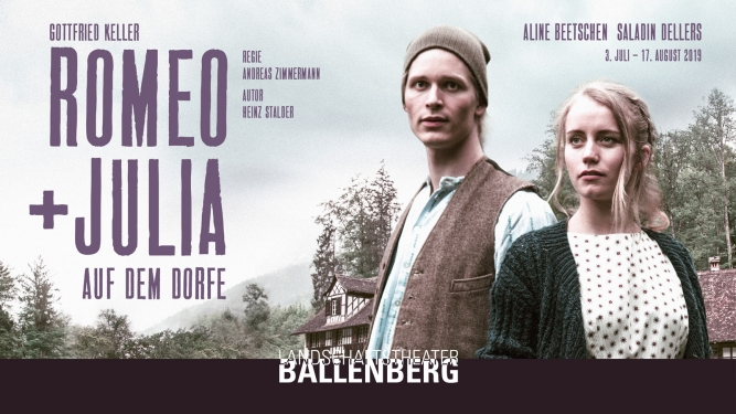 Romeo + Julia auf dem Dorfe Weinbauernhaus aus Richterswil Hofstetten Tickets