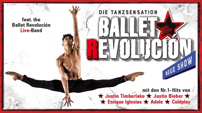 Ballet Revolución Halle 622 Oerlikon   Tickets