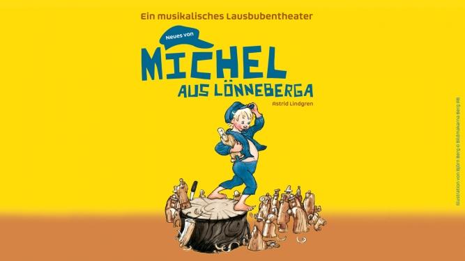 Neues von Michel aus Lönneberga Diverse Locations Diverse Orte Tickets