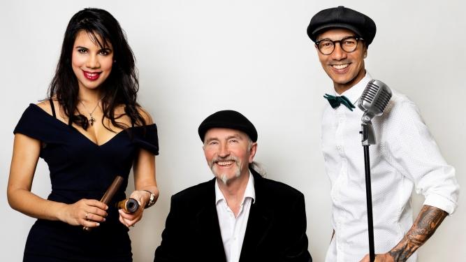 Salsongoza (Trio) Club Baronessa Lenzburg Tickets