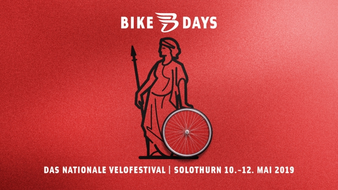 Bike Days 2019 Rythalle/Baseltor Solothurn Billets