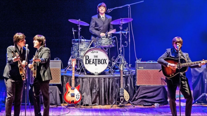 The Beatles performed by The Beatbox Theater Spirgarten Zürich Tickets