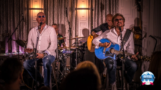 Bee Gees unplugged Steigenberger Belvedere Davos Platz Tickets