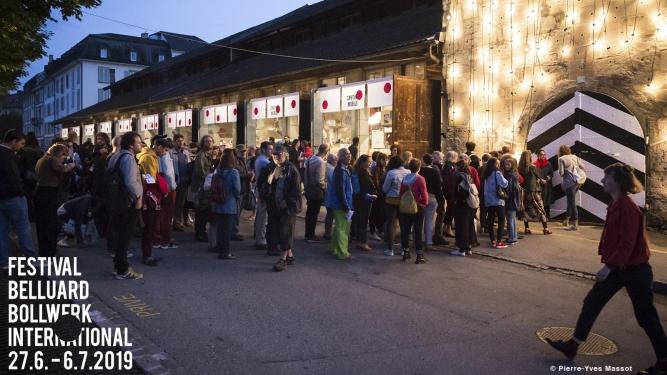Festival Belluard Bollwerk International Diverses localités Divers lieux Billets