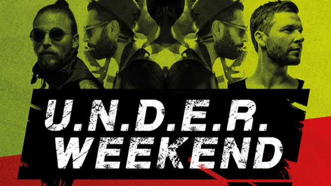 One big U N D E R weekend Club Bellevue Zürich Tickets