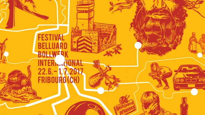 Festival Belluard Bollwerk International Diverse Locations Diverse Orte Tickets