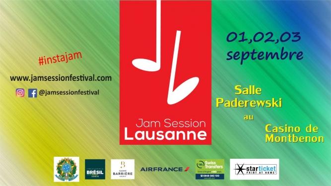 Jam Session Lausanne Casino de Montbenon Lausanne Billets