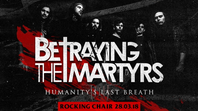 Betraying the Martyrs Rocking Chair Vevey Tickets