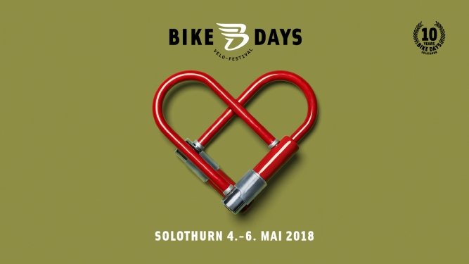 Bike Days 2018 Rythalle/Baseltor Solothurn Billets